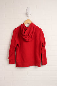 Red Hoodie (Size S/6-7)