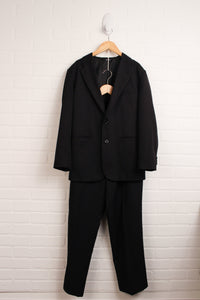 OUTFIT: Pin Striped Suit (Size 14)