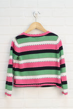 Multi Striped Sweater (Size S/ 4-6)