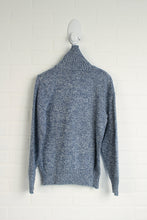 Heathered Blue Graphic Pullover (Size 9-10)