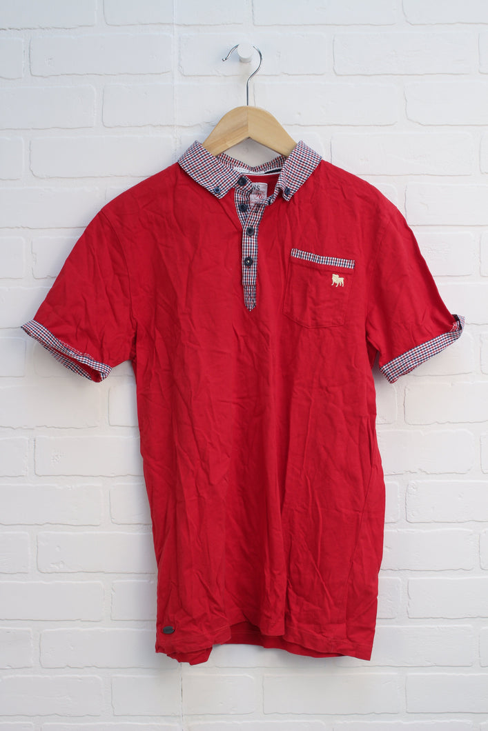 Red Shirt (Size 13-14)