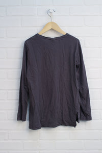 Slate Graphic T-Shirt (Size 164/13-14)