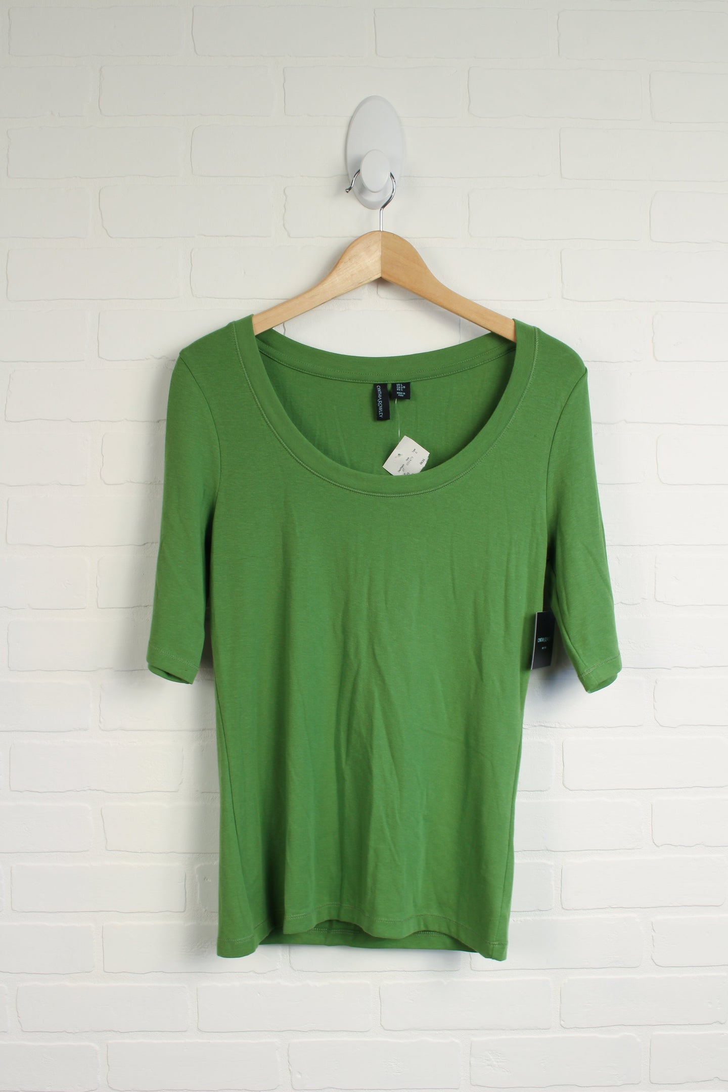 NWT Green Top (Women's Size L)