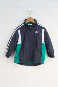 Slate Athletic Jacket (Size 24M)