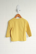 Mustard Graphic T-Shirt (Size 18-24M)