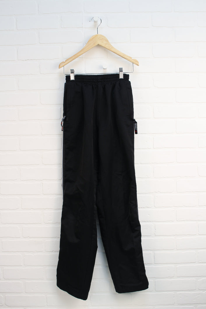 Black Athletic Pants (Size 12)