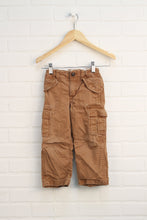 Brown Cargo Pants (Size 3)