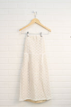 NWT Cream Eyelet Lace Dress (Women's Size XS)