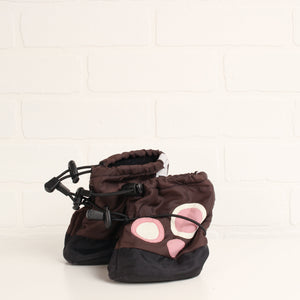 Brown + Blush Stonz (Size S/0-9M)