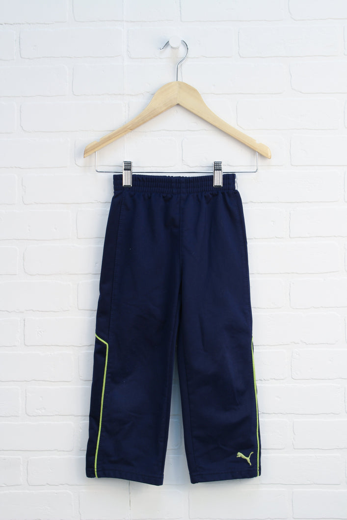Navy Athletic Pants (Size 3T)