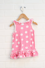 Pink + White Sun Dress (Size 6-9M)