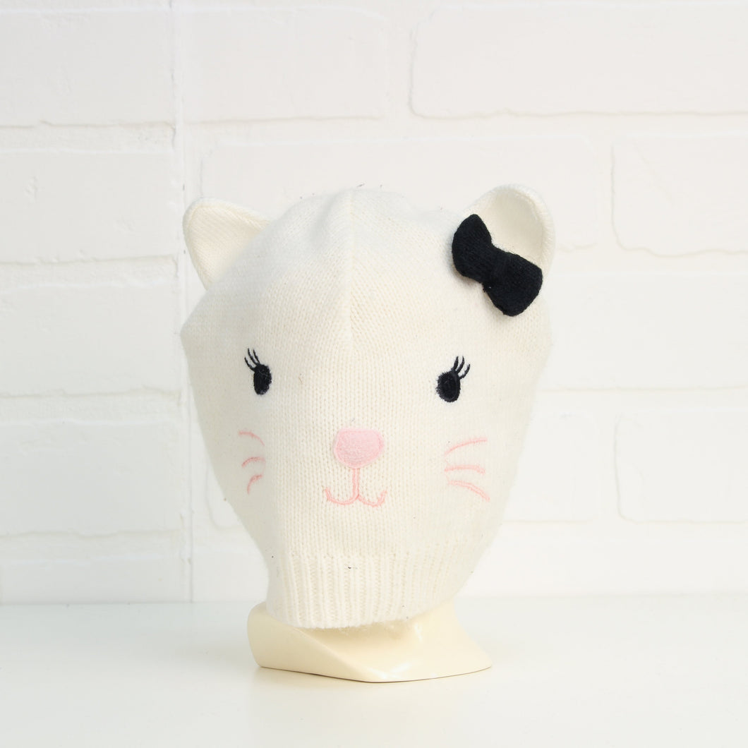White Toque: Cat (Size M-L/2)