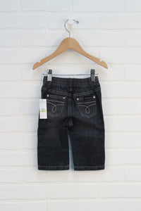 NWT Black Jeans (Size 3-6M)