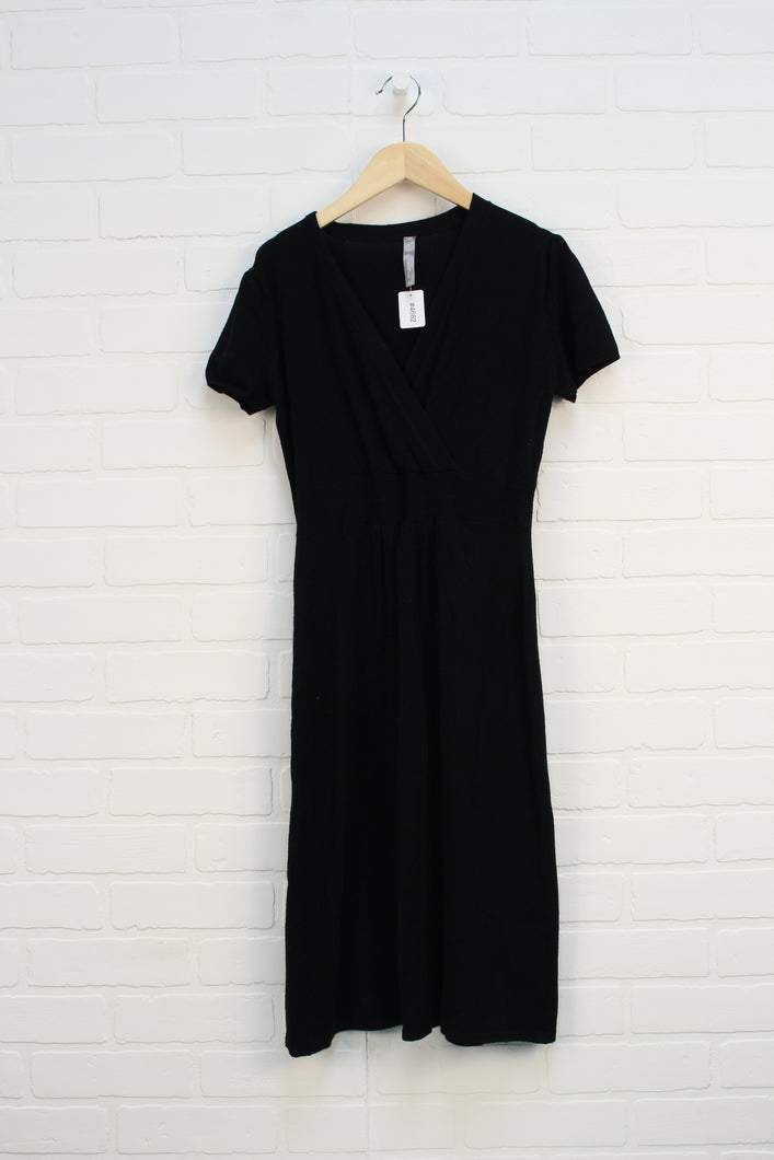 Black Maternity Dress (Maternity Size XS)