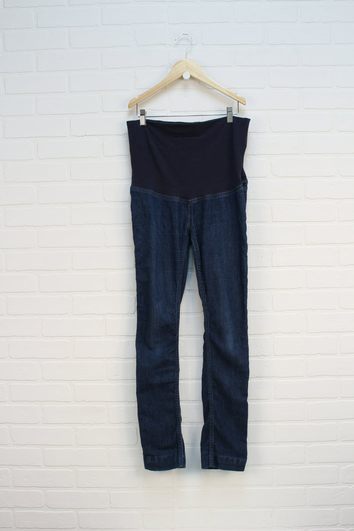 Lightweight Maternity Jeans (Maternity Size M)