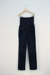Dark Wash Maternity Jeans (Maternity Size 26)