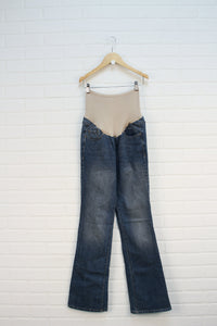 Boot Cut Maternity Jeans (Maternity Size 2)