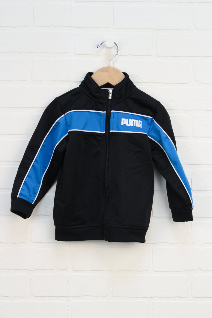 Black + Blue Athletic Jacket (24M)
