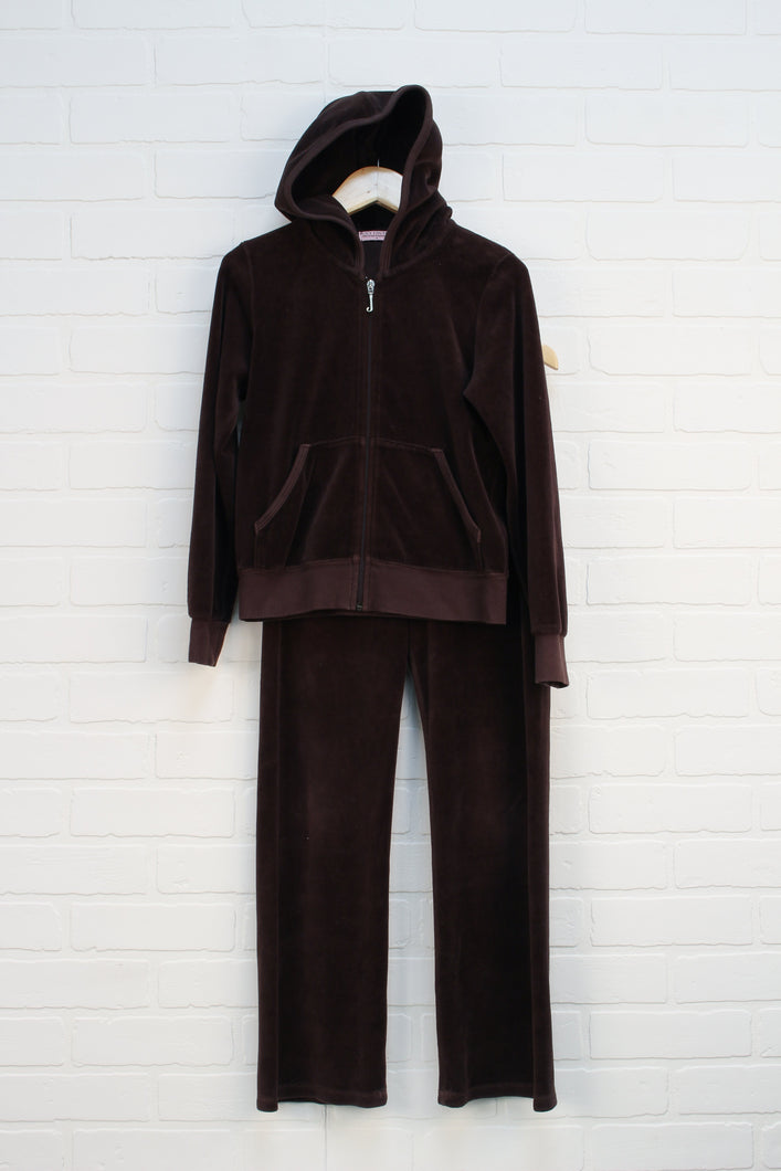OUTFIT: GUESS Juicy Couture Tracksuit (Size 8) 2 Pieces