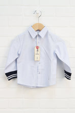NWT Light Blue Button Up (Size 80-86/12-18M)
