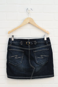 Silver Jeans Denim Skirt (Women's Size 25/4)
