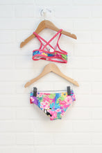 Multi Tropical Bikini (Size 4) 2 Pieces