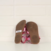 Metallic Pink Sandals (Little Kids Shoe Size 8)
