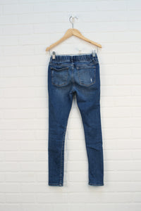 Distressed Soft Waist Jeans (Size 12R)