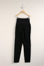 Black Maternity Pants (Maternity Size S)