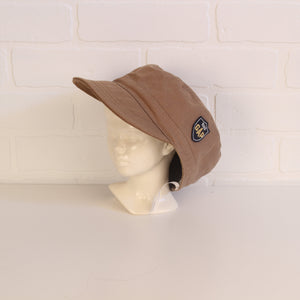 "babyGap Tan ""Military"" Hat (Infant Size M/L)"