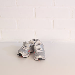 Silver Running Shoes (Little Kids Shoe Size 2C) NWOT