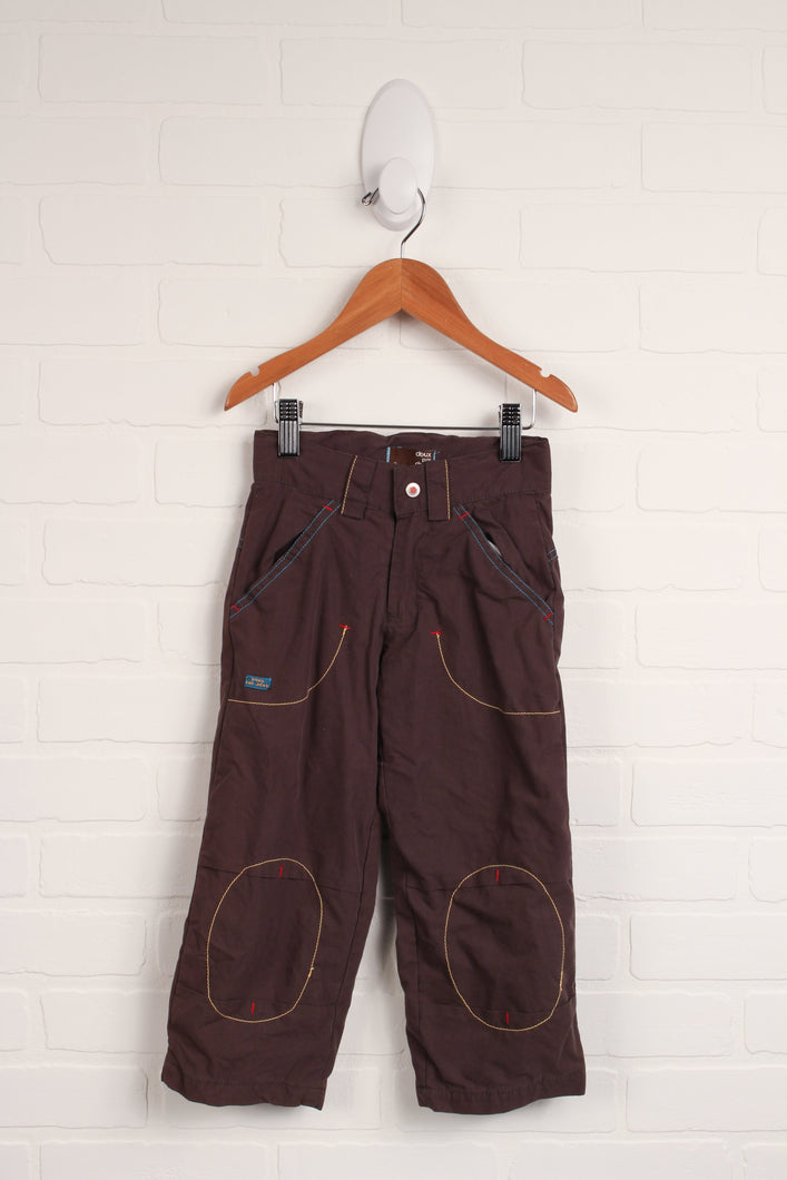 Putty Jersey Lined Pants (Size 3)