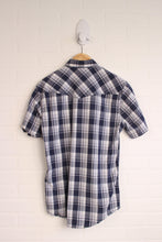Levi's Slim-Fit Western Style Button-Up (Men's Size S)
