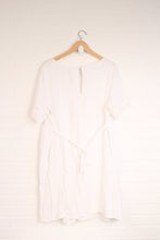 White Dress (Maternity Size L)