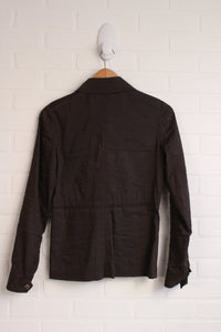 Theory Brown Jacket (Women's Size 00)