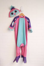 Pink + Turquoise Hatchimal Costume (Size XS/3-4T) 2 Pieces