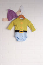 """Dopey"" Dwarf Costume (Size 0-3M) 2 Pieces"