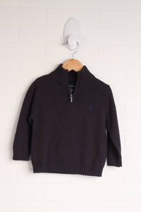 Slate Pull-Over Sweater (Size 18M)
