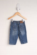 Classic Wash Relaxed Fit Capris (Size 86/18-24M)