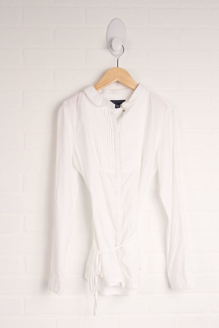 Tommy Hilfiger White Tunic (Size XL/14)