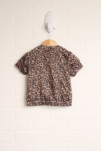 Shiney Cheetah Shirt (Size 2)