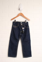 NWT Dark Wash Straight Leg Jeans (Size 3T)