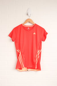 Tomato Athletic Top (Women's Size M)