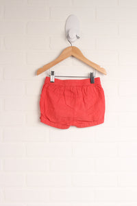 Cherry Bubble Shorts (Size 12-18M)