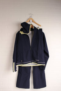 OUTFIT: Navy Athletic Set (Women's Size M)