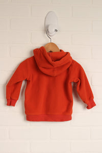 Tomato Hoodie (Size 74/12M)