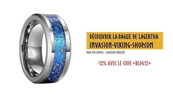 Bague Viking Lagertha