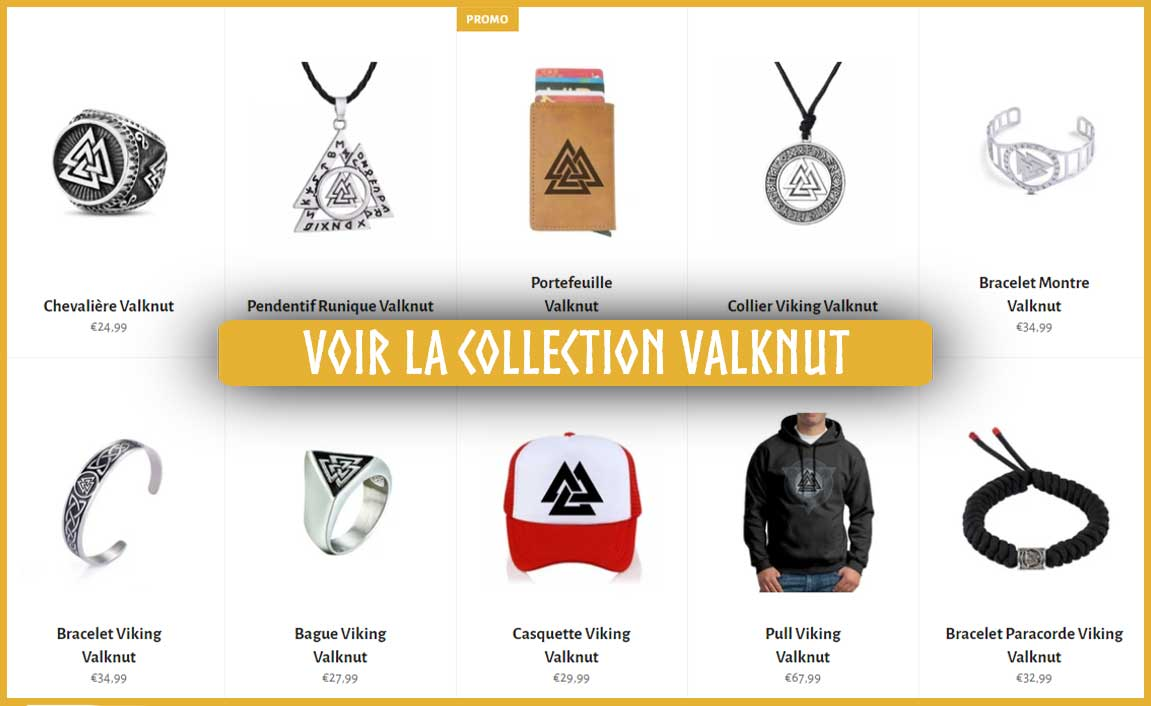 Collection Valknut