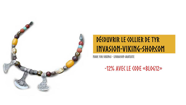 Collier Viking Tyr