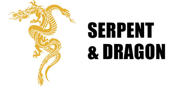 Serpent et Dragon Viking